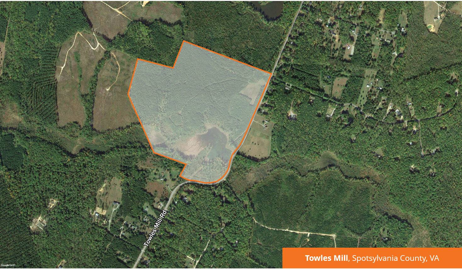 New Lots Available at Towles Mill