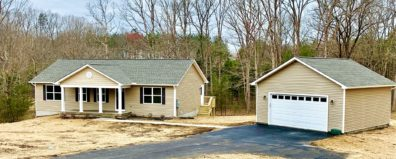 Archwood Lot 4 - New Home